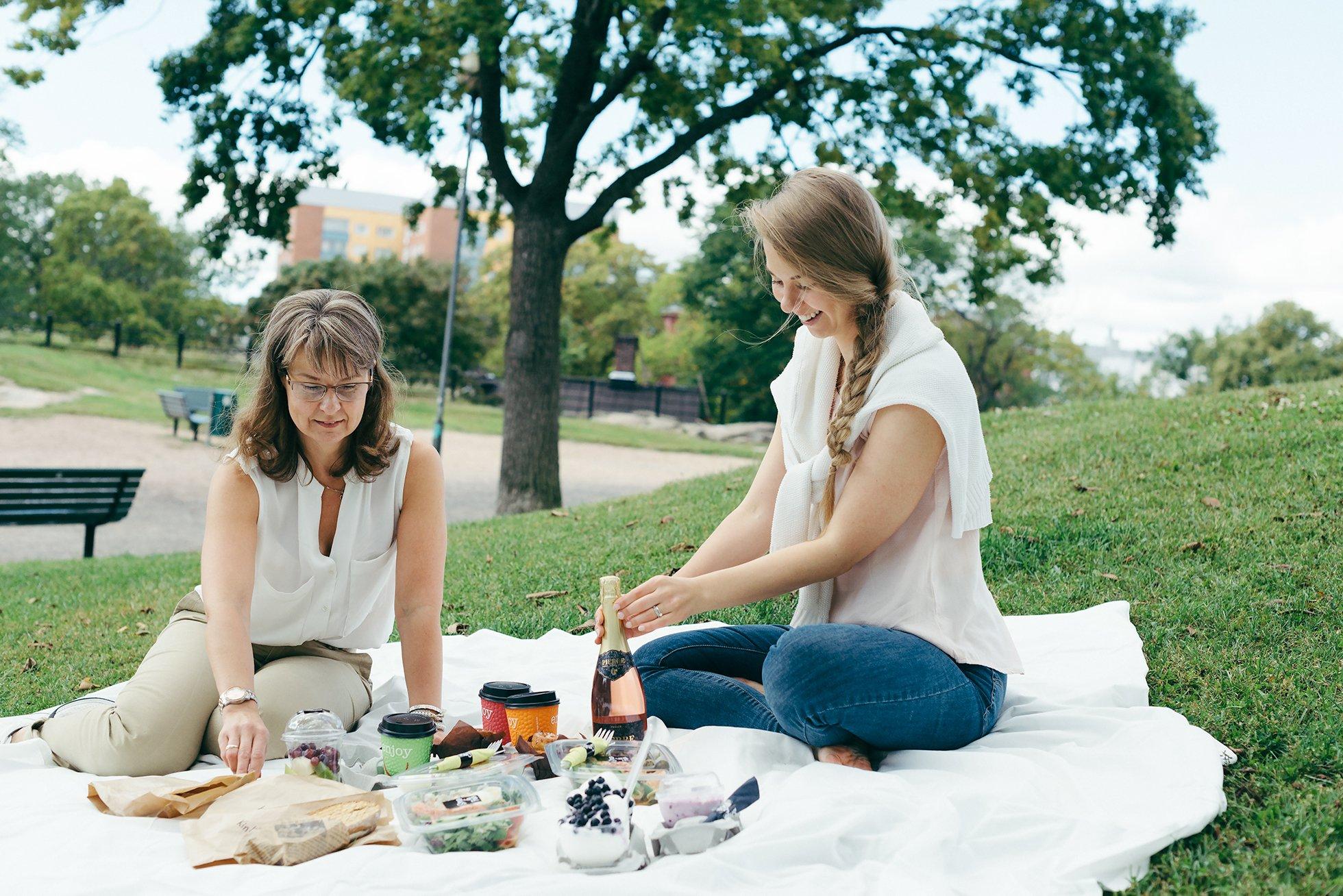 Smo&Fro, piknik eväät