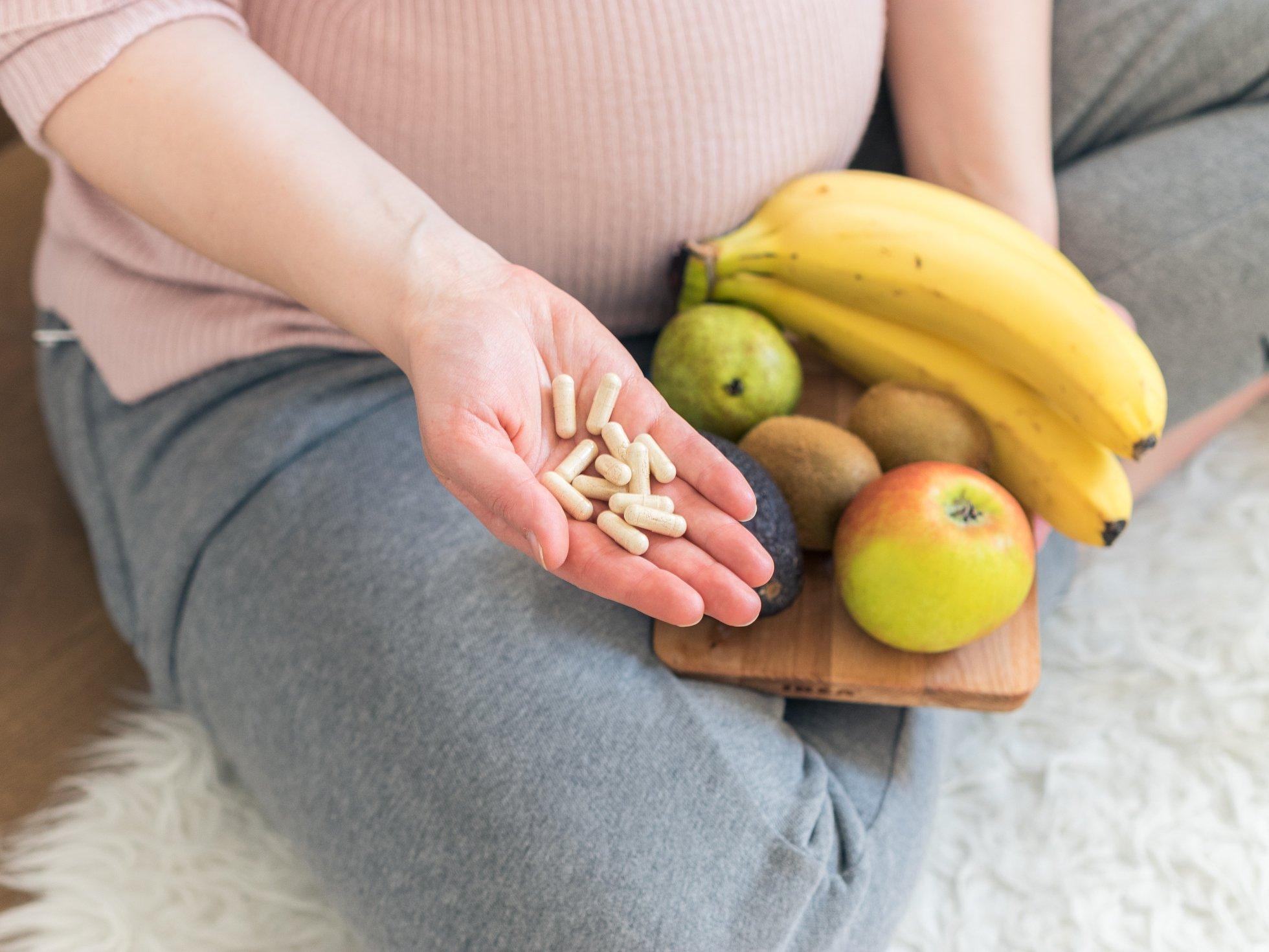 Lisäravinteet raskauden aikana