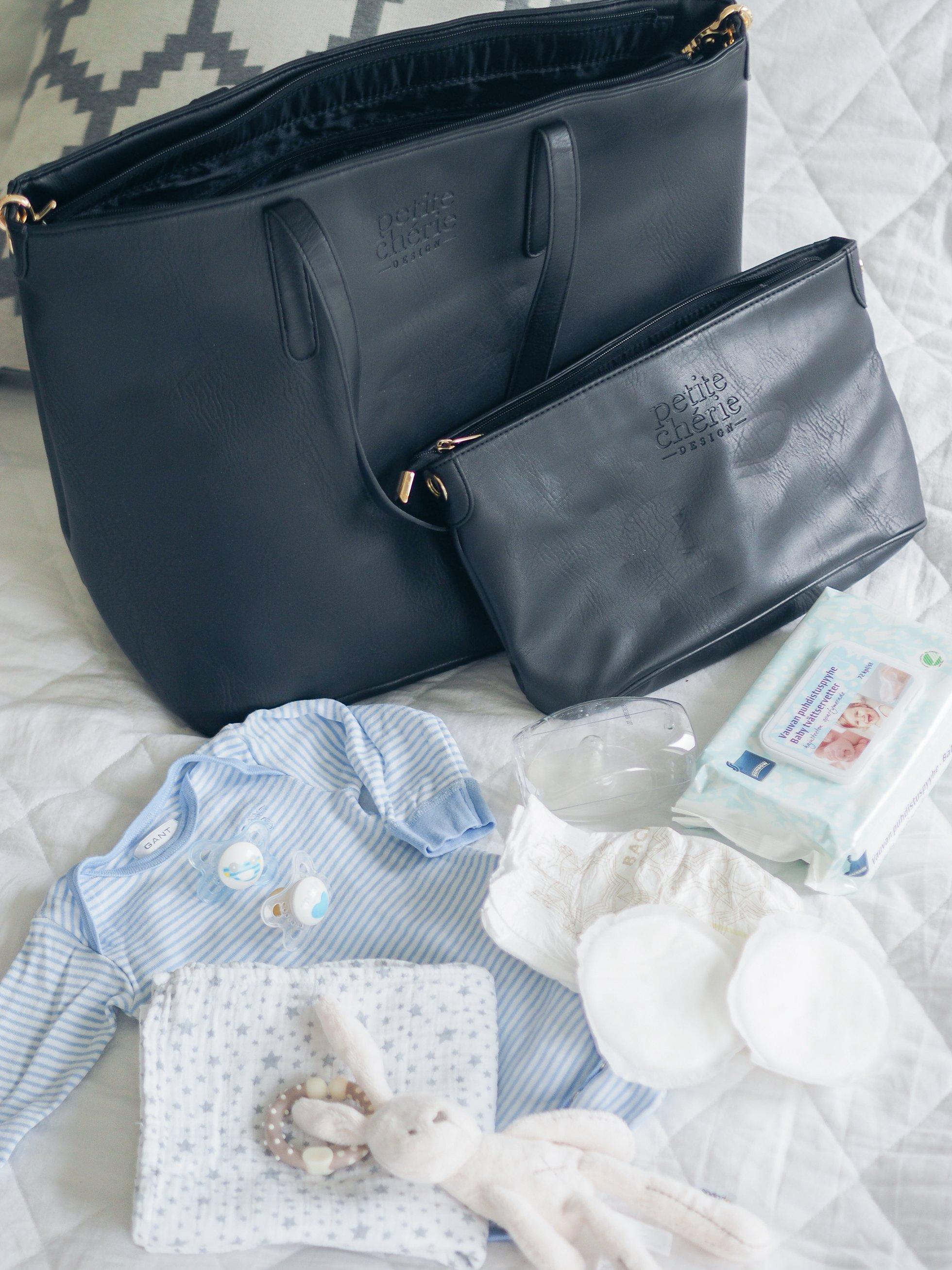 Tärkeimmät hankinnat vastasyntyneelle