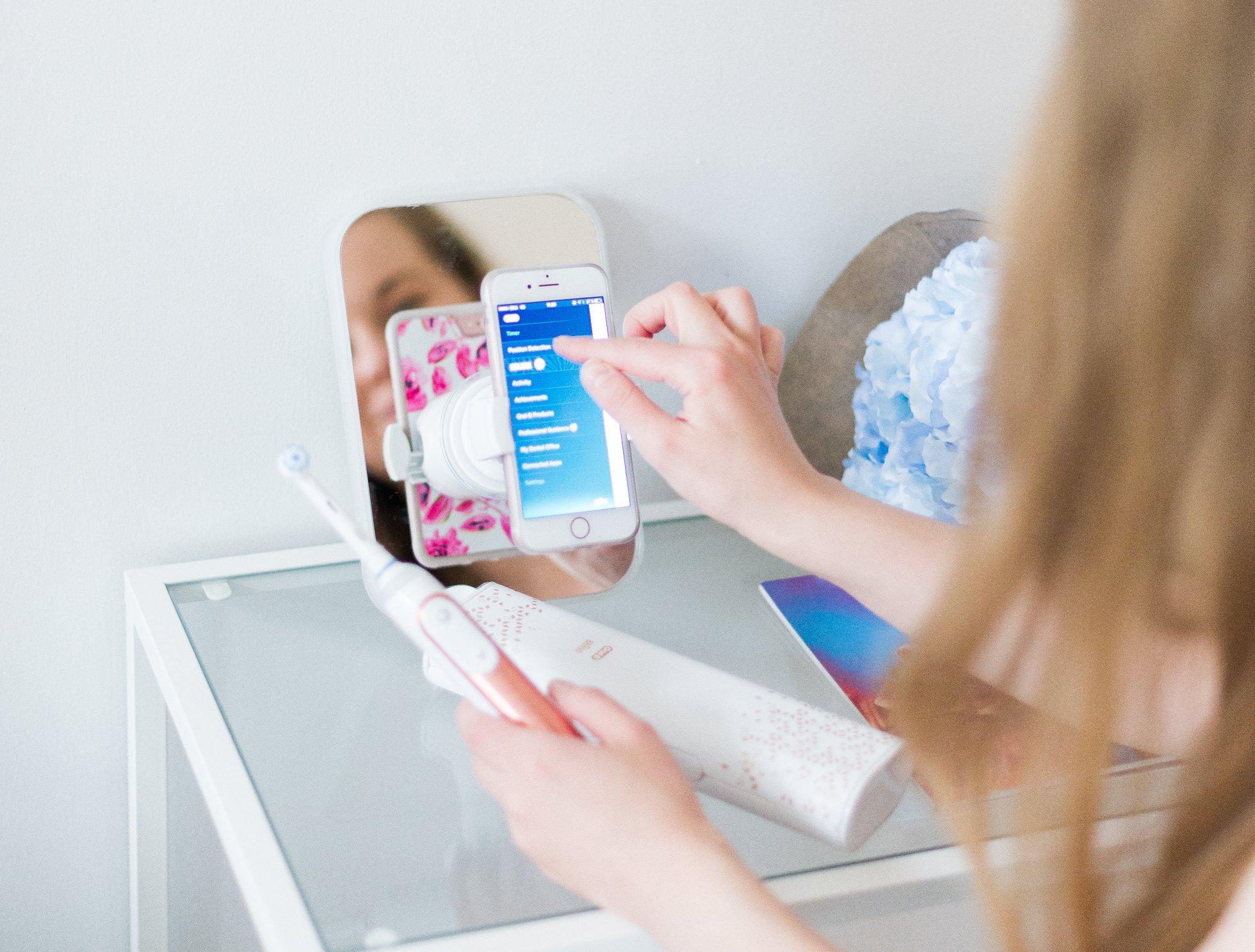 Uudet rutiinit hampaiden hoitoon
