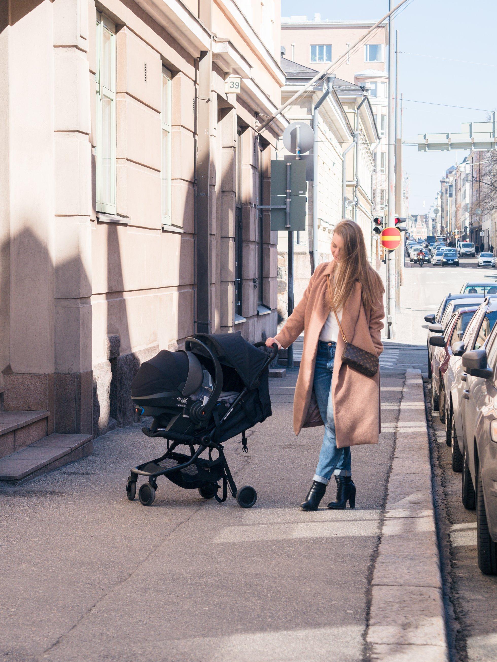 Vauvan Kanssa Matkustaminen