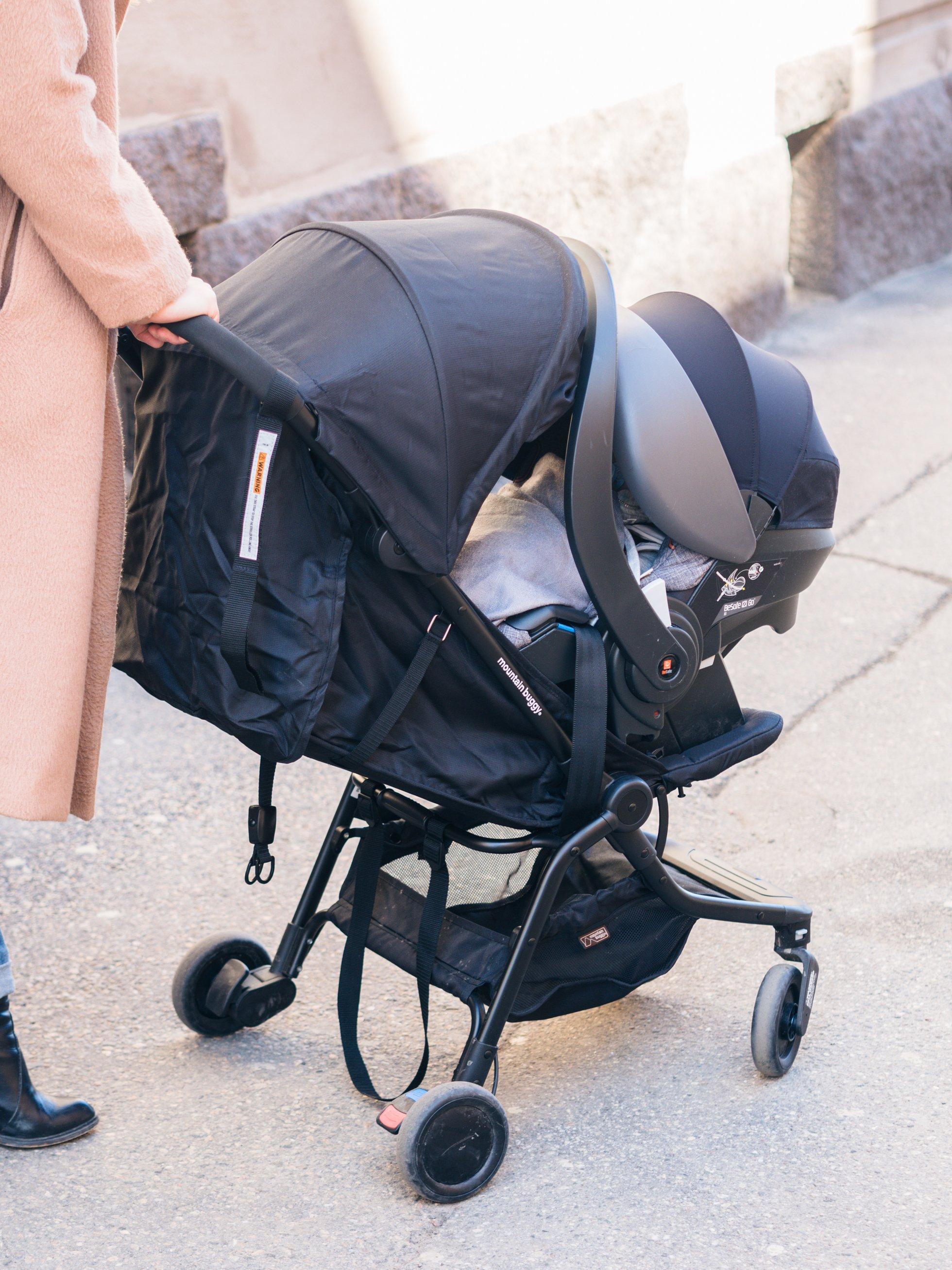 Matkarattaat ja vauvan kanssa matkustaminen