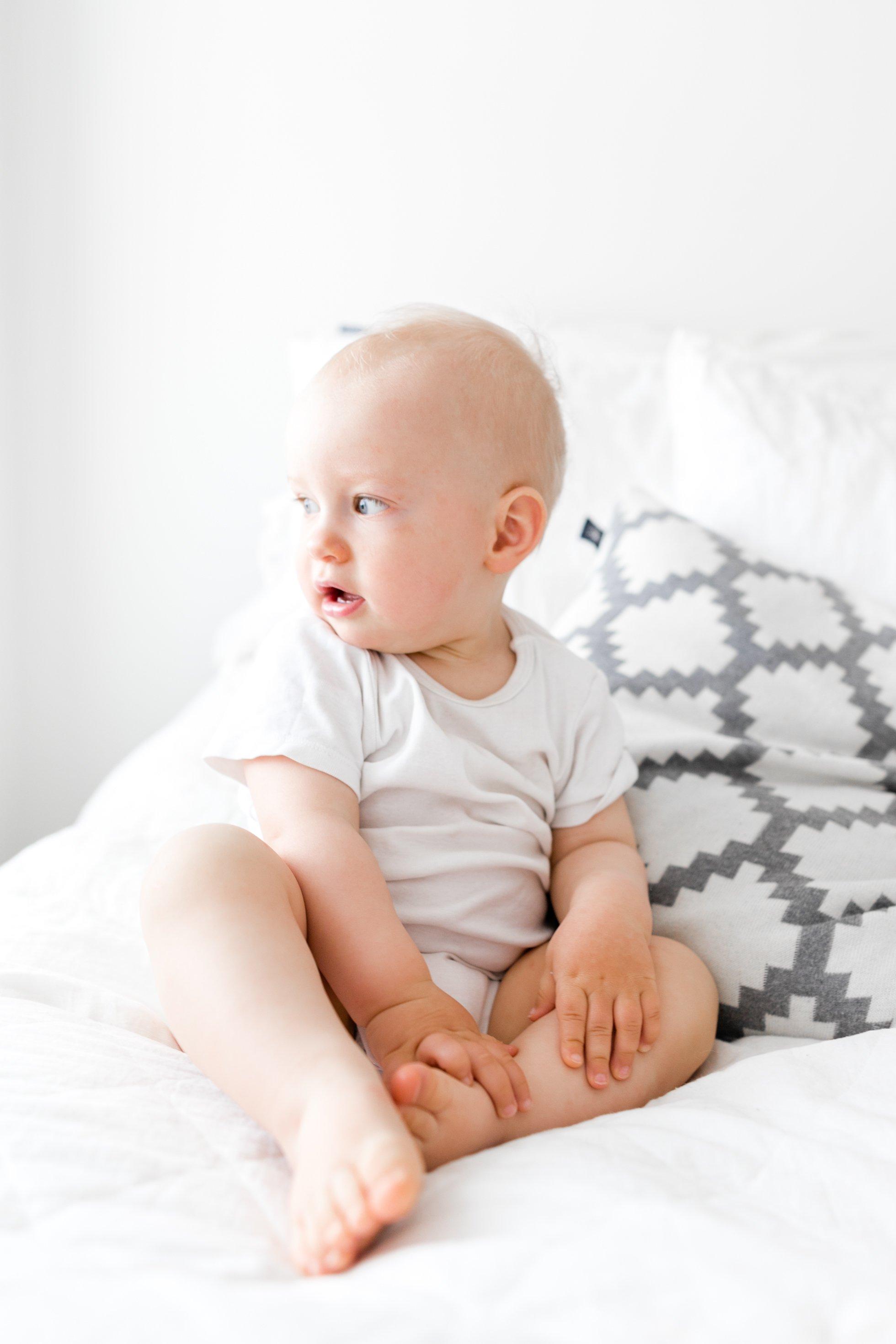 11k vauvan päivä- ja iltaunirutiinit