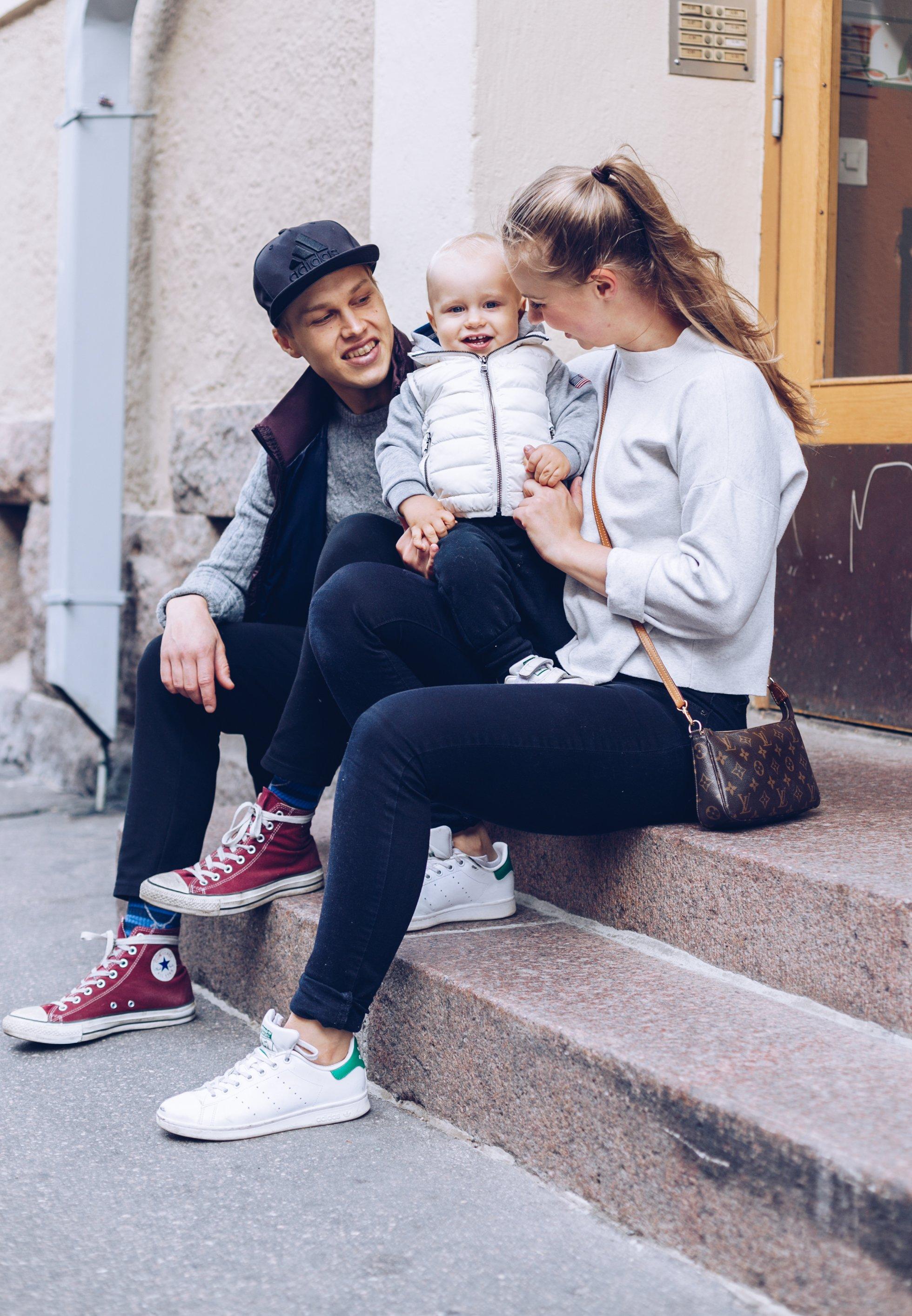 Äitiys ja erityisherkkyys