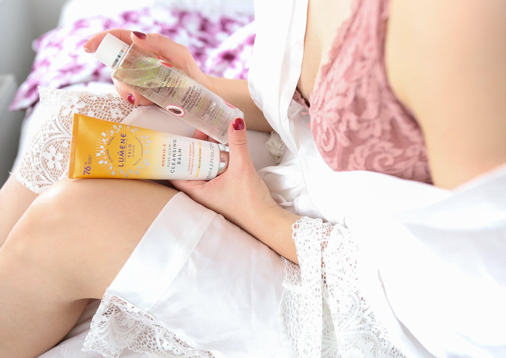 Näin hoidan ihoani + tuotevinkkejä @monavisuri