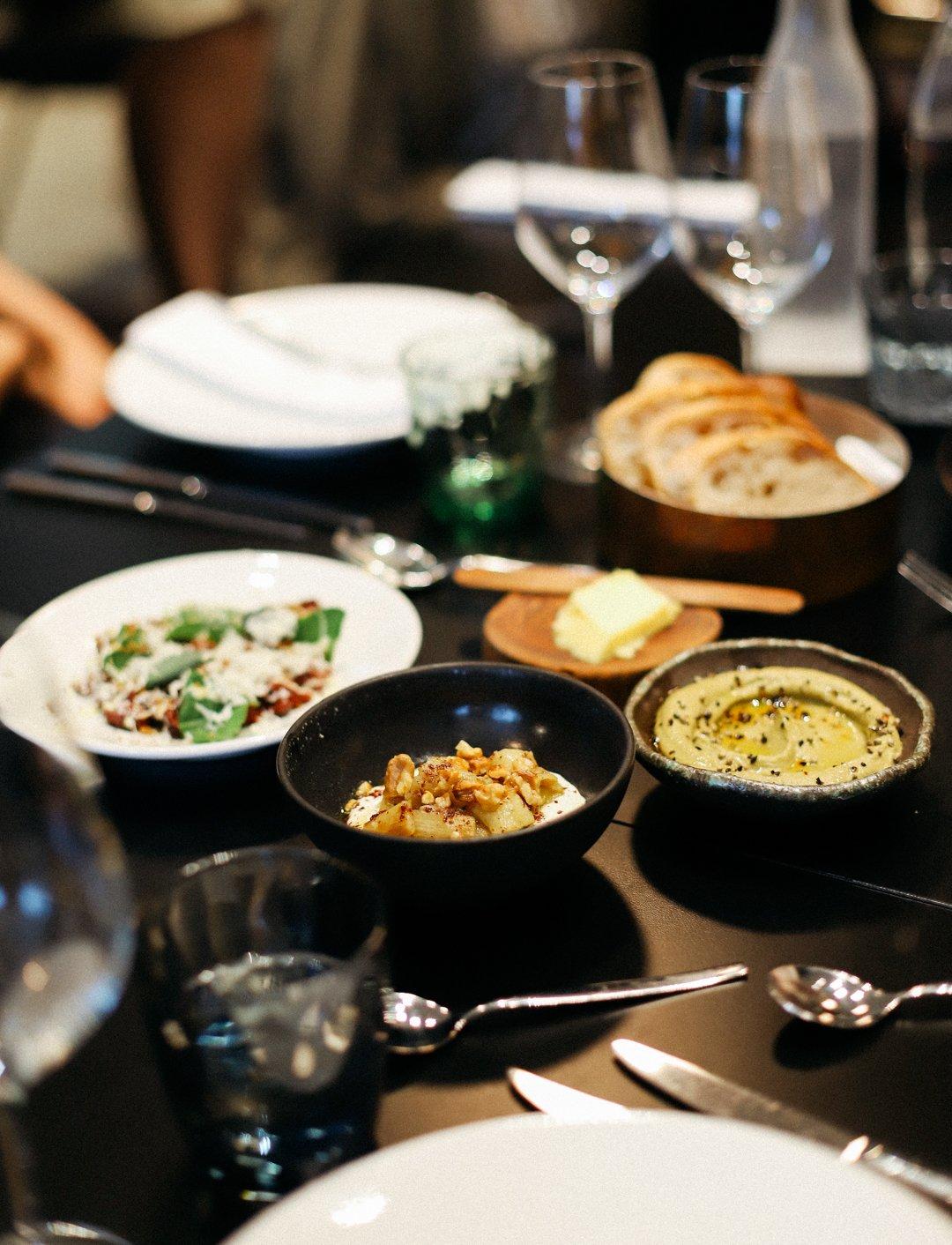 Ravintolasuositus Helsingissä: Restaurant Andrea