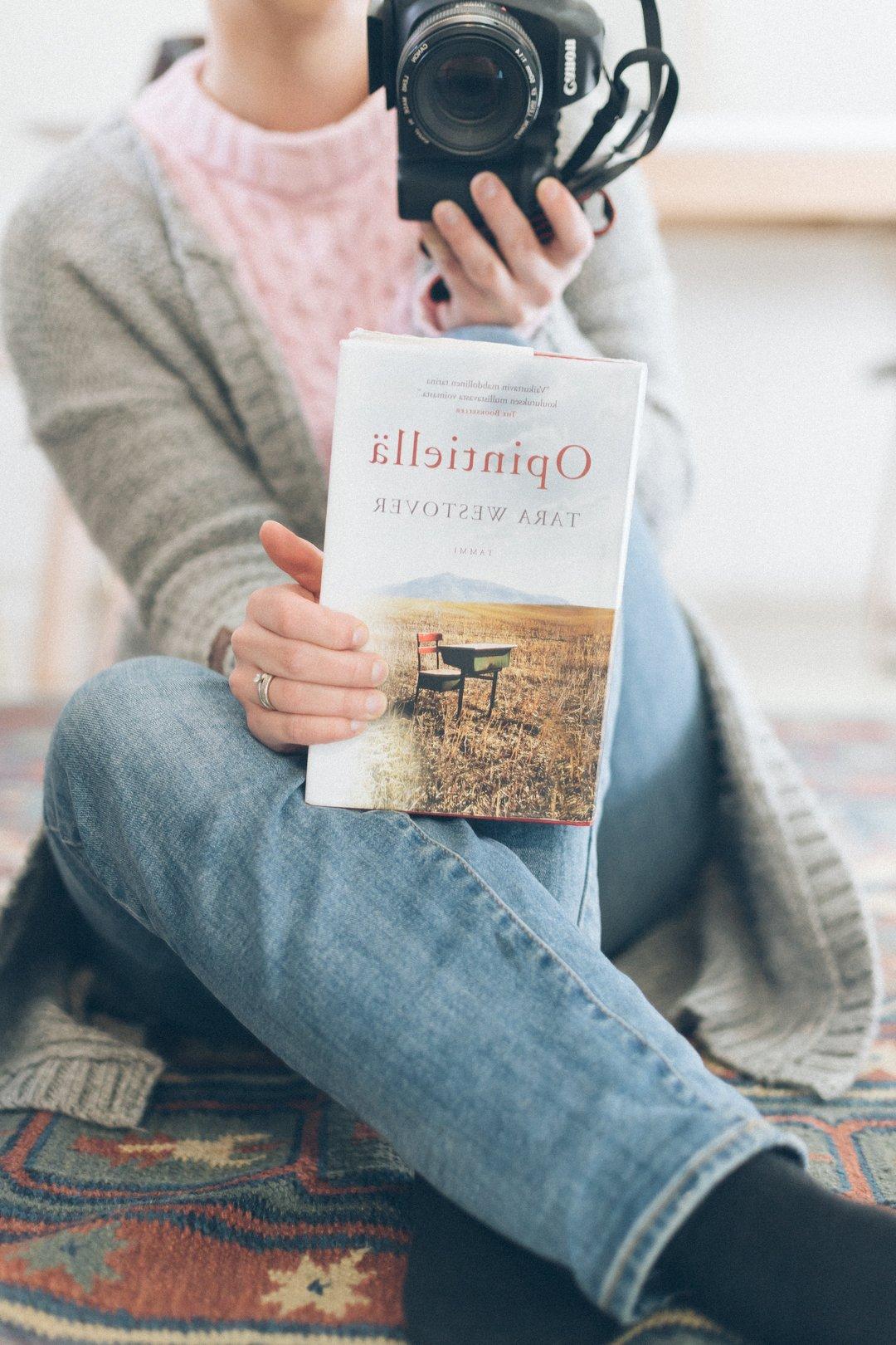 Vuoden paras kirja: Opintiellä, Tara Westover