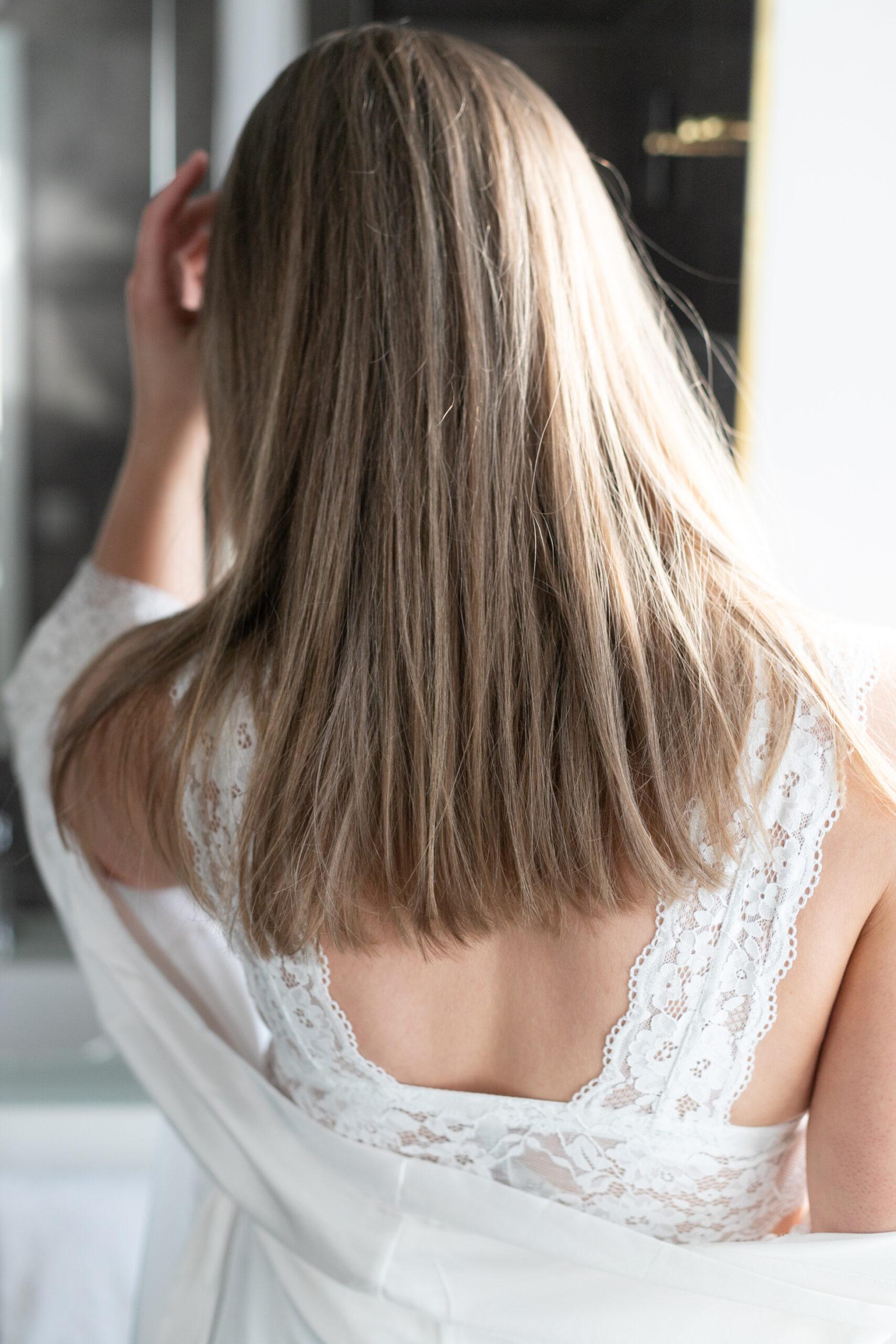 Näin kasvatat pitkät hiukset